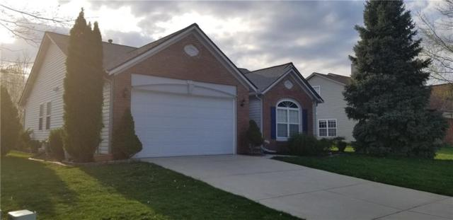 13912 Carolina Court, Fishers, IN 46038 (MLS #21633830) :: The Indy Property Source