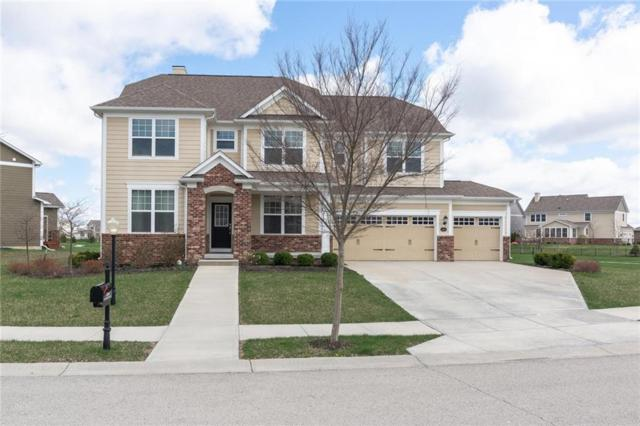 12663 Moonseed Drive, Carmel, IN 46032 (MLS #21634834) :: The ORR Home Selling Team