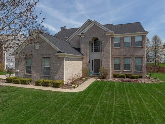 12061 Millen Drive, Fishers, IN 46037 (MLS #21634837) :: The Indy Property Source