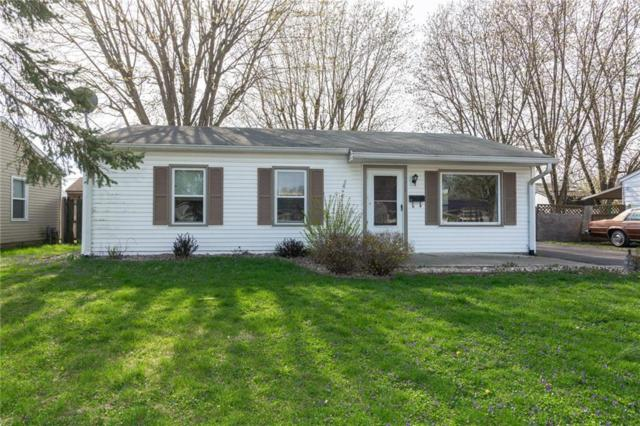 1512 Churchill Road, Franklin, IN 46131 (MLS #21634849) :: The Indy Property Source