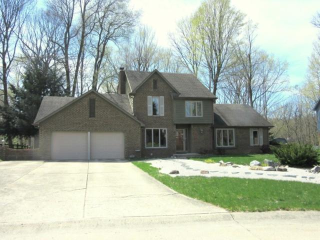 1103 Ridgeway Drive, Crawfordsville, IN 47933 (MLS #21634860) :: The ORR Home Selling Team
