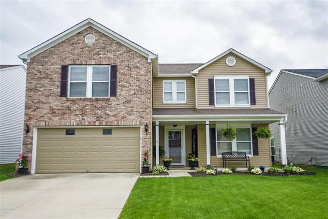 9549 W Lantern Lane, Pendleton, IN 46064 (MLS #21634898) :: Richwine Elite Group