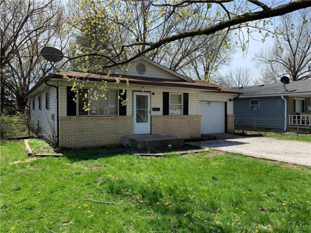 4427 W 34th Street, Indianapolis, IN 46222 (MLS #21634908) :: The ORR Home Selling Team