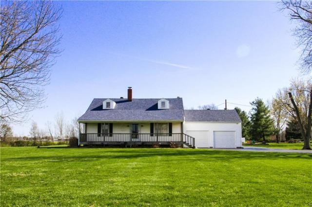985 E Barachel Lane, Greensburg, IN 47240 (MLS #21634920) :: The ORR Home Selling Team