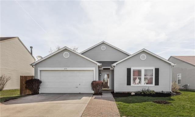 2197 Westmere Drive, Plainfield, IN 46168 (MLS #21634927) :: The Evelo Team