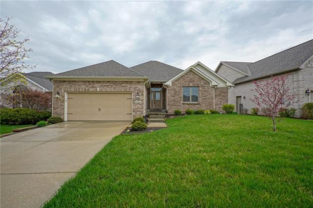 1174 Kay Drive, Greenwood, IN 46142 (MLS #21634931) :: Richwine Elite Group