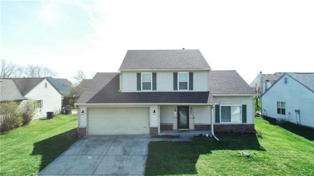 7197 Carrie Drive, Indianapolis, IN 46237 (MLS #21634936) :: The Indy Property Source