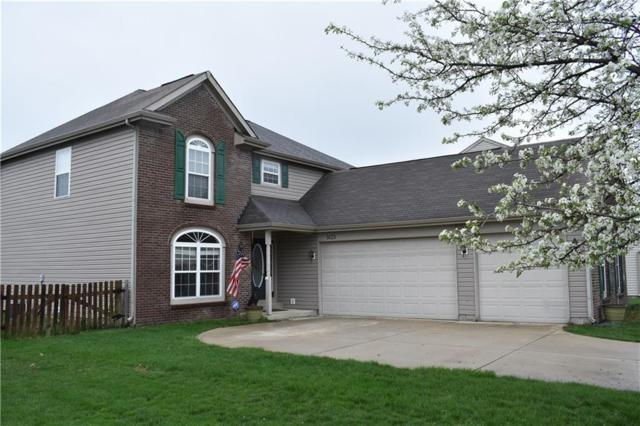 1625 Cold Spring Drive, Brownsburg, IN 46112 (MLS #21634940) :: The ORR Home Selling Team