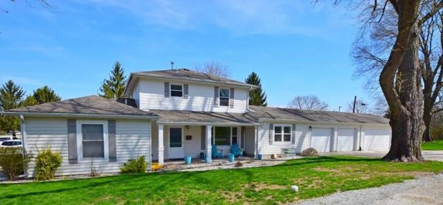 401 S East Street, Pendleton, IN 46064 (MLS #21634951) :: The ORR Home Selling Team