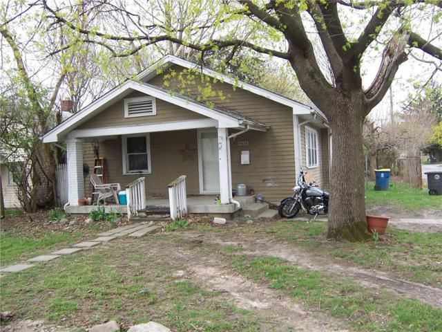 4638 Cotton, Indianapolis, IN 46226 (MLS #21634956) :: Richwine Elite Group