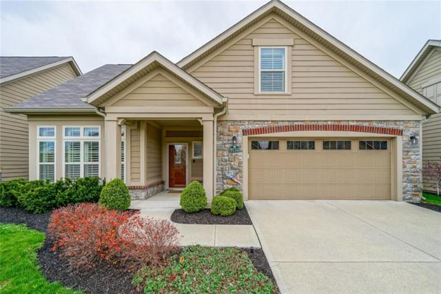 9732 Rue Rose Lane, Mccordsville, IN 46055 (MLS #21634985) :: The Evelo Team