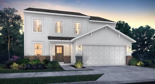 2831 Bannerbrook Drive, Westfield, IN 46074 (MLS #21634997) :: Richwine Elite Group