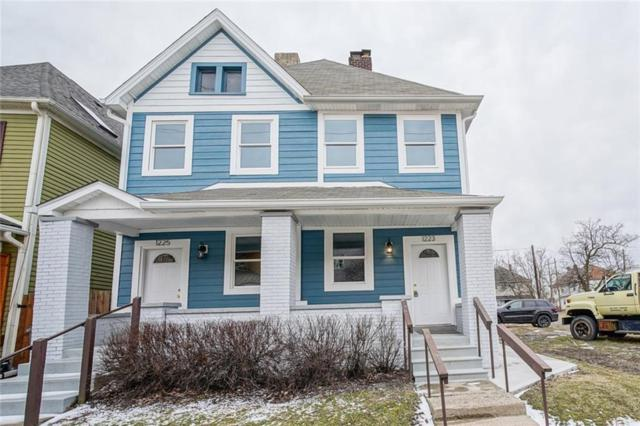 1225 E Market Street, Indianapolis, IN 46202 (MLS #21635003) :: Heard Real Estate Team | eXp Realty, LLC