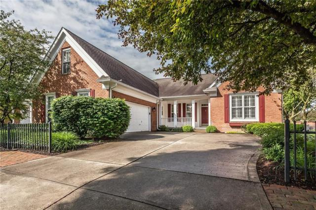 8068 Clymer Lane, Indianapolis, IN 46250 (MLS #21635010) :: The Indy Property Source