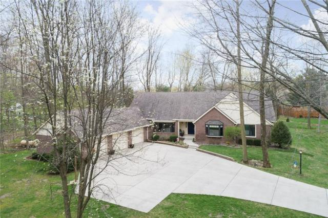 603 Sly Run Overlook, Noblesville, IN 46062 (MLS #21635017) :: Richwine Elite Group
