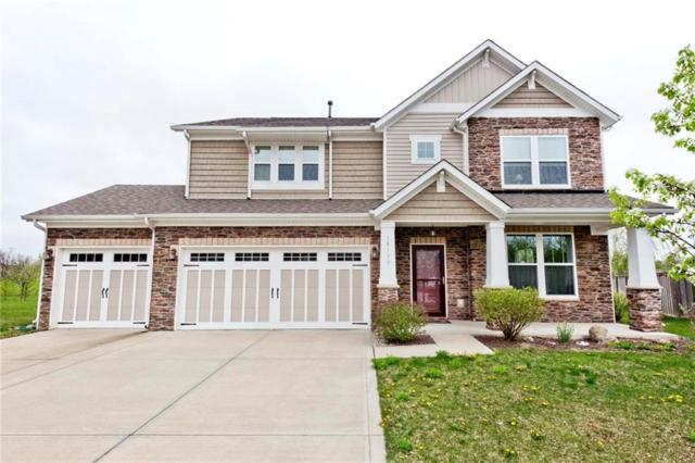 18133 Cristin Circle, Westfield, IN 46062 (MLS #21635035) :: AR/haus Group Realty