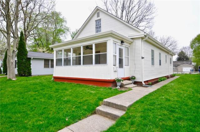 1307 Evans Avenue, Noblesville, IN 46060 (MLS #21635055) :: AR/haus Group Realty