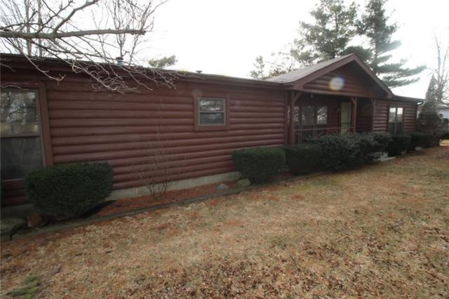 2203 S County Road 1300 E, Frankfort, IN 46041 (MLS #21635080) :: The ORR Home Selling Team