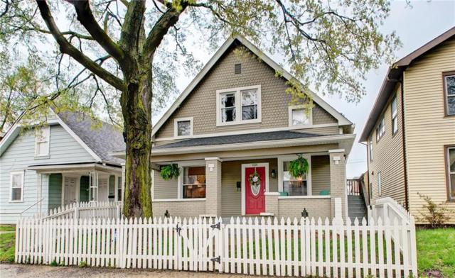 626 Cottage Avenue, Indianapolis, IN 46203 (MLS #21635128) :: Richwine Elite Group