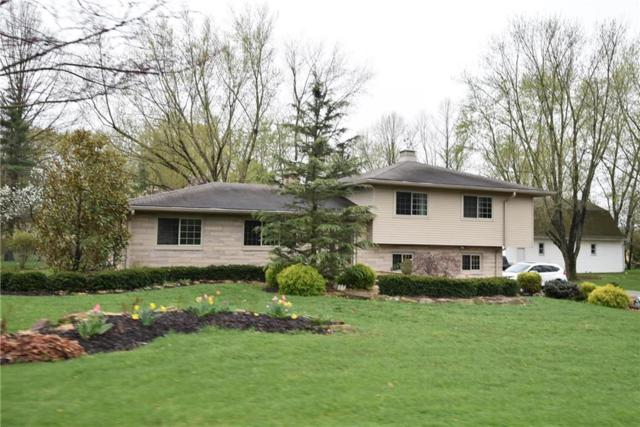 461 E 300 Road N, Greenfield, IN 46140 (MLS #21635216) :: AR/haus Group Realty