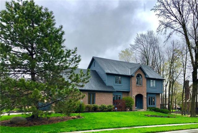 13821 Silver Stream Drive, Carmel, IN 46032 (MLS #21635220) :: AR/haus Group Realty