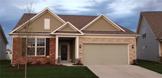 4095 Amaryllis Drive, Plainfield, IN 46168 (MLS #21635226) :: Richwine Elite Group