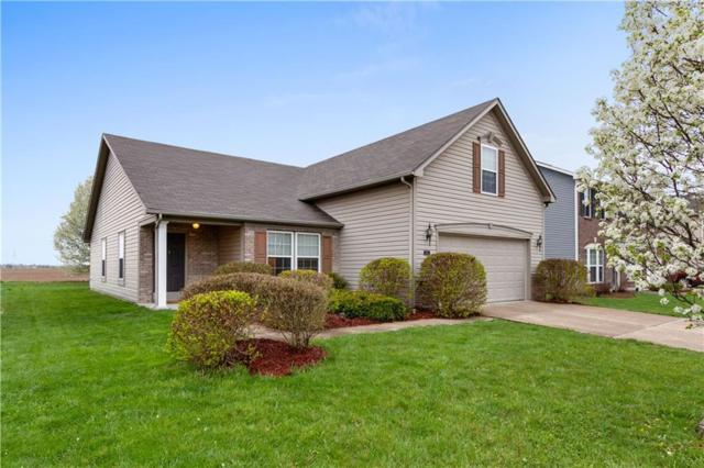 6222 N Woods Edge Drive, Mccordsville, IN 46055 (MLS #21635278) :: The Evelo Team
