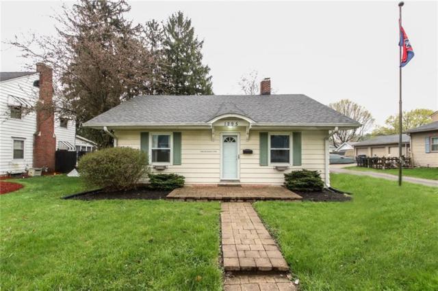 1295 Morton Street, Noblesville, IN 46060 (MLS #21635296) :: Heard Real Estate Team | eXp Realty, LLC