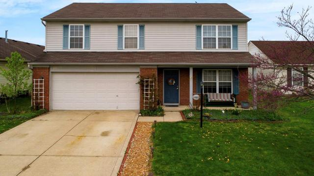 1460 Egret Lane, Greenwood, IN 46143 (MLS #21635320) :: Heard Real Estate Team | eXp Realty, LLC