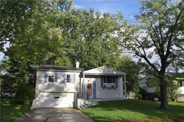 907 Gary Drive, Plainfield, IN 46168 (MLS #21635326) :: Heard Real Estate Team | eXp Realty, LLC