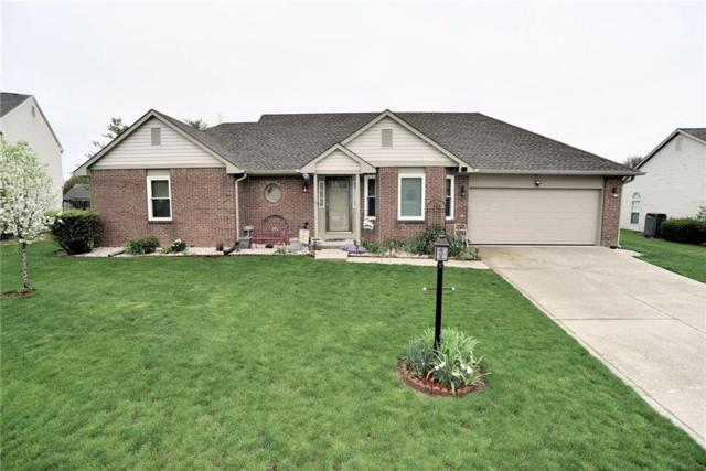7415 Nutmeg Court, Indianapolis, IN 46237 (MLS #21635328) :: The Evelo Team