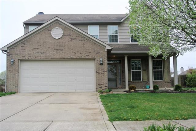 7343 Drum Castle Court, Indianapolis, IN 46259 (MLS #21635337) :: Mike Price Realty Team - RE/MAX Centerstone