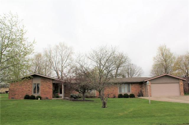 4013 Colonial Drive, Anderson, IN 46012 (MLS #21635340) :: The ORR Home Selling Team