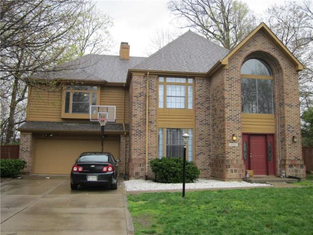 6901 Bluffgrove Court, Indianapolis, IN 46278 (MLS #21635357) :: Mike Price Realty Team - RE/MAX Centerstone
