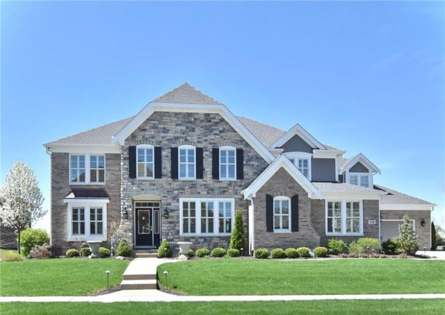 11568 Bent Tree Court, Zionsville, IN 46077 (MLS #21635375) :: The Evelo Team
