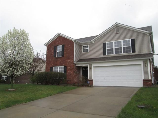 11973 Copper Mines Way, Fishers, IN 46038 (MLS #21635380) :: The Indy Property Source