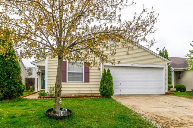 6314 Monteo Drive, Indianapolis, IN 46217 (MLS #21635404) :: Richwine Elite Group