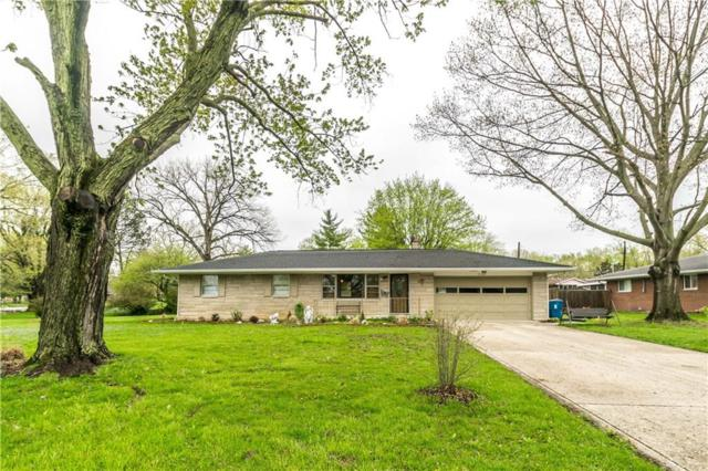 7103 Chandler Drive, Indianapolis, IN 46217 (MLS #21635405) :: Richwine Elite Group