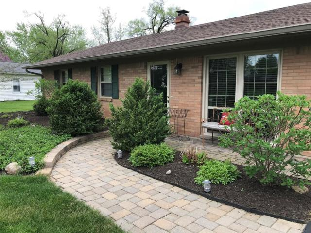 6826 Tousley Drive, Indianapolis, IN 46256 (MLS #21635412) :: The Indy Property Source