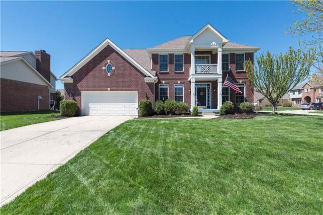 8208 Fairway Drive, Brownsburg, IN 46112 (MLS #21635417) :: The Evelo Team