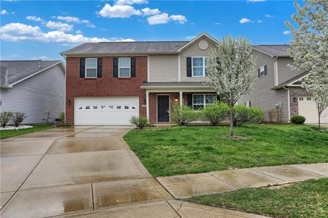 15316 Brantley Lane, Noblesville, IN 46060 (MLS #21635437) :: The Indy Property Source