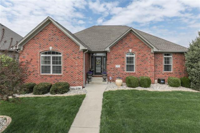 4956 Hickory Estates Boulevard, Bargersville, IN 46106 (MLS #21635452) :: Richwine Elite Group