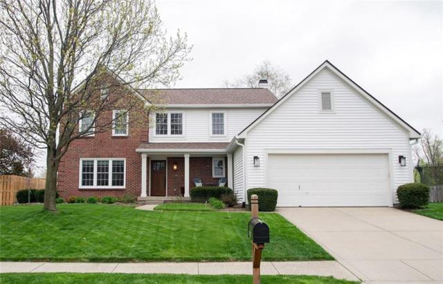 14577 Waverly Drive, Carmel, IN 46033 (MLS #21635453) :: The Evelo Team