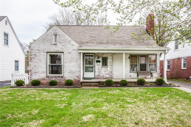 5309 Boulevard Place, Indianapolis, IN 46208 (MLS #21635462) :: AR/haus Group Realty