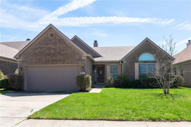 5231 Pursel Lane, Carmel, IN 46033 (MLS #21635481) :: David Brenton's Team