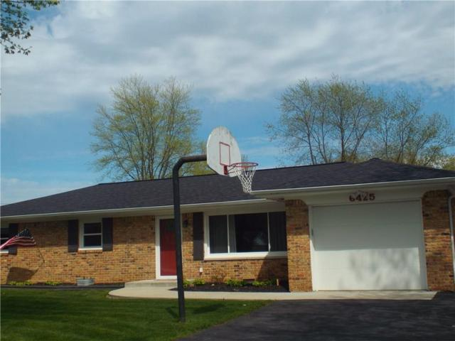 6425 Maple Lawn Road, Indianapolis, IN 46241 (MLS #21635489) :: Richwine Elite Group