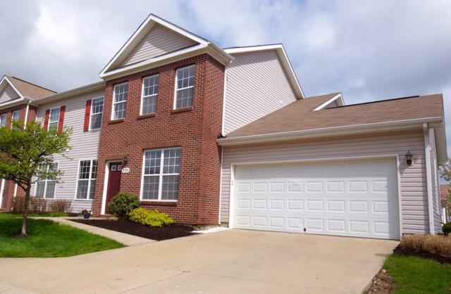 9738 Silver Leaf Drive, Noblesville, IN 46060 (MLS #21635544) :: The Indy Property Source