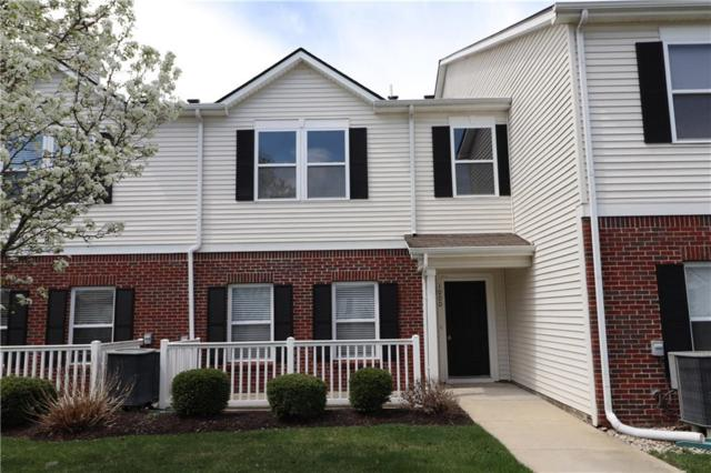 12175 Bubbling Brook Drive #1000, Fishers, IN 46038 (MLS #21635561) :: The Indy Property Source