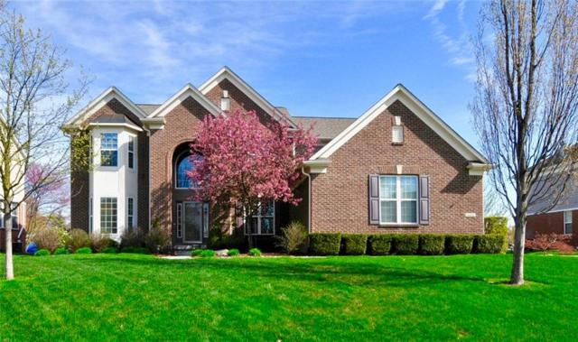 5924 Osage Dr, Carmel, IN 46033 (MLS #21635595) :: The ORR Home Selling Team
