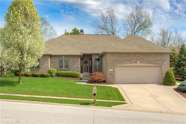 2655 Waldon Court, Greenwood, IN 46143 (MLS #21635600) :: The Evelo Team